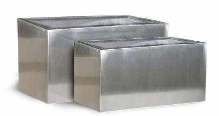 Stainless Steel Window Box